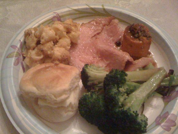 2010.12.25 Christmas Dinner